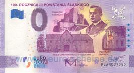 100. Rocznica III Powstania Šląskiego (2021-1)