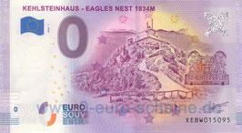Kehlsteinhaus - Eagles Nest 1834M (2020-1)