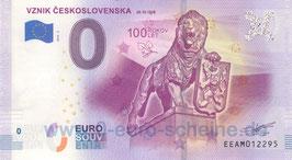 Vznik Československa (2018-2)
