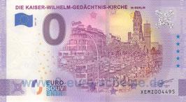 Die Kaiser-Wilhelm-Gedächtniskirche in Berlin (2021-28)
