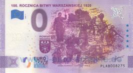 100. Rocznica Bitwy Warszawskiej 1920 (Anniversary 2020-1)