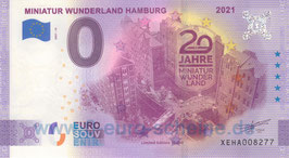 Miniatur Wunderland Hamburg (Anniversary 2021-15)