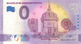 Mauzóleum Andrássyovcov (2020-2)