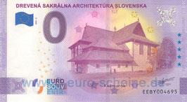 Drevená Sakrálna Architektúra Slovenska (Anniversary 2021-3)