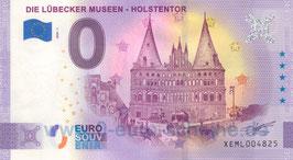 Die Lübecker Museen - Holstentor (Anniversary 2020-1)