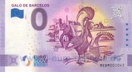 Galo de Barcelos (Anniversary 2020-1)