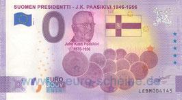 Suomen Presidentti - J.K. Paasikivi (Anniversary 2021-7)