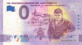 100. Rocznica Urodzin Św. Jana Pawła II (Anniversary 2020-1)