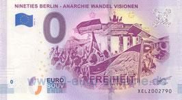Nineties Berlin - Anarchie Wandel Visionen (2018-4)