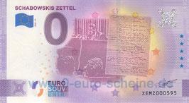 Schabowskis Zettel (2020-36)