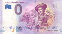 Juraj Jánošik 1688-1713 (2018-1)