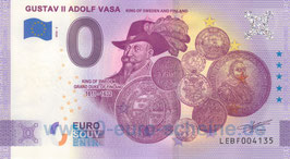 Gustav II Adolf Vasa (Anniversary 2020-3)