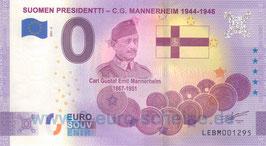 Suomen Presidentti - C.G. Mannerheim (2021-6)