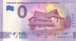 Drevená Sakrálna Architektúra Slovenska (2021-3)