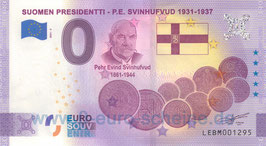 Suomen Presidentti - P.E. Svinhufvud (2021-3)