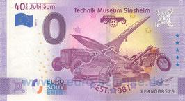 Technik Museum Sinsheim 40 Jahre Jubiläum (Anniversary 2021-7)