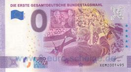 Die erste gesamtdeutsche Bundestagswahl (2021-25)