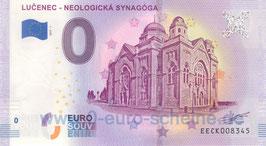 Lučenec - Neologická Synagóga (2019-1)