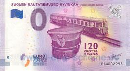Suomen Rautatiemuseo Hyvinkää (2018-1)
