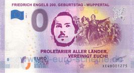 Friedrich Engels 200. Geburtstag - Wuppertal (2020-1)