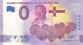 Suomen Presidentti - K. Kallio (2021-4)