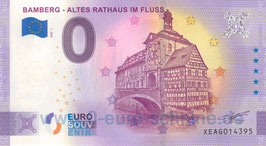 Bamberg - Altes Rathaus im Fluss (Anniversary 2020-1)
