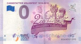 Cannstatter Volksfest 1818-2018 (Wasen 2018-1)