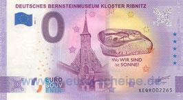 Deutsches Bernsteinmuseum - Kloster Ribnitz (Anniversary 2021-1)