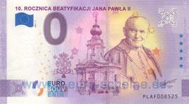 100. Rocznica Beatyfikacji Jana Pawła II (Anniversary 2021-2)