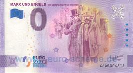 Marx und Engels (Anniversary 2021-3)