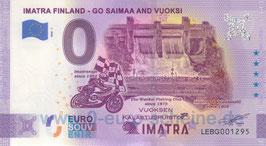 Imatra Finland - Go Saimaa and Vuoksi (Fehldruck 2020-1)