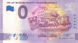 100 Lat Muzeum Poczty i Telekomunikacji (2021-1)
