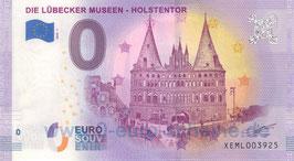 Die Lübecker Museen - Holstentor (2020-1)