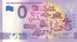 Die deutschen Bundesländer - Thüringen (2021-12)
