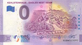 Kehlsteinhaus - Eagles Nest 1834M (Anniversary 2020-1)