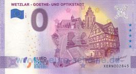 Wetzlar - Goethe- und Optikstadt (Anniversary 2021-1)