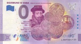 Sigismund III Vasa (Anniversary 2020-1)