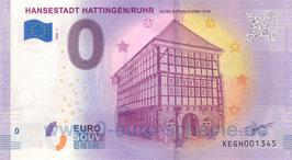 Hansestadt Hattingen/Ruhr (Altes Rathaus 2020-2)