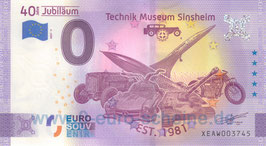 Technik Museum Sinsheim 40 Jahre Jubiläum (2021-7)