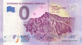Ochrana Slovenskej Prírody (2019-1)