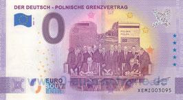 Der Deutsch - Polnische Grenzvertrag (2020-17)