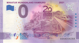 Miniatur Wunderland Hamburg (Anniversary 2021-16)