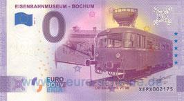 Eisenbahnmuseum - Bochum (Anniversary 2021-2)