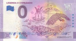 Legenda o Cypriánovi (2021-2)