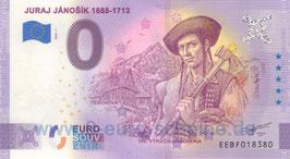Juraj Jánošík 1688-1713 (2020-1)