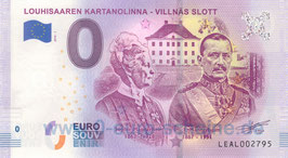 Louhisaaren Kartanolinna - Villnäs Slott (2018-1)