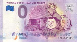 Wilhelm Busch - Max und Moritz (2018-1)