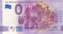 100. Rocznica Bitwy Warszawskiej 1920 (2020-1)