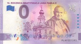 100. Rocznica Beatyfikacji Jana Pawła II (2021-2)