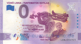 Väinö Linna - Tuntematon Sotilas (Anniversary 2020-1)